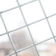 Сварная сетка оцинкованная 12,7*12,7*0,8 мм (цинка до 30 г/м2) фото