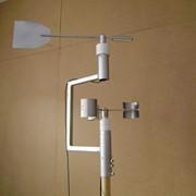 Анемометр крановый сигнальный цифровой АСЦ с флюгером фото