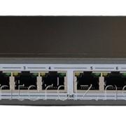 Коммутатор PoE-Link PL-981FB (8PoE, 1 LAN, 140Вт), код 122438 фото