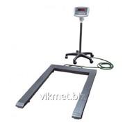 Паллетные весы ЕВ4-600-РС, индикатор WI-2R фото