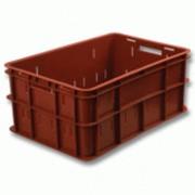 Ящик пластиковый колбасный фото