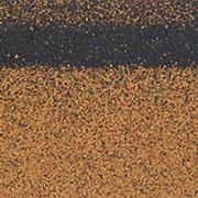Гибкая черепица ТехноНИКОЛЬ Коньково-карнизная осенний 1000x250мм фото