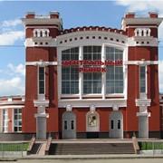 Реконструкция зданий, Реконструкция фасадов крытого здания фото