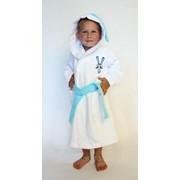 Халаты детские махровые фото