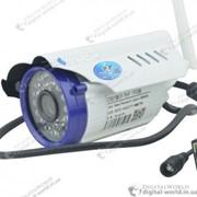 IP камера VStarcam C7815WIP уличная, Wifi, LAN, разрешение 1280x720 пикселей, удаленный просмотр через интернет, 30 ламп для ночного видения фото
