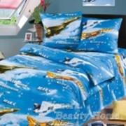 Белье постельное детское Аэрошоу фото
