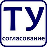 Согласование и регистрация технических условий ТУ фото