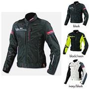 Куртка Komine JK-044 Inonea ivo/черная M фото