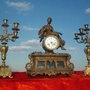 Часы каминные фото