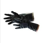 Перчатки резиновые КЩС, тип 2 фото