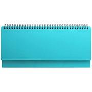 Планинг BASIC, недатиров., голубой, 128с., 305*140мм, (INDEX) фото