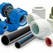 Монтаж канализации,отопления,водоснабжения. фото