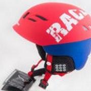 Шлем горнолыжный X-Road № 930-2 Red/Blue фото