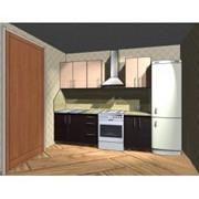 Кухня Alfa 1,8 м/п фото