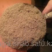 Песок мелкий фото