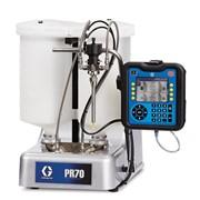 Настольная система измерения, смешивания и дозирования PR70 с фиксированным соотношением фото