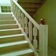 Лестницы (тетивные, косоурные, монокосоурные, на больцах) фото