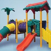 Детские игровые комплексы с доставкой и сборкой по Казахстану фото