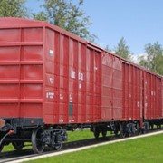 Крытые вагоны (150-158 м.куб) на техрейс фото