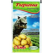 Тирана, 15 мл. - протравливатели клубней картофеля и другие препараты с Запорожья фото