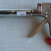 Пистолет для силикона хромированный 31273645 фото