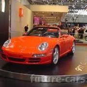 Автомобильная выставка фото