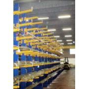 Стеллажи и секции складские по спецификации заказчика фото