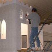 Проектирование домиков по индивидуальным эскизам. фото