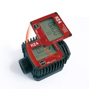 Счетчик для дт К24(5-120л/мин.)электронный фото
