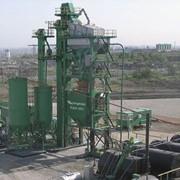 Установки асфальтосмесительные КДМ201М (башенная) - 110 т/ч фото