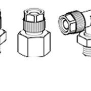 Компоненты для соединения труб фото