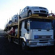 Автовоз Iveco Maqirus фото