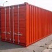 Продажа контейнеров 40 футовых фото