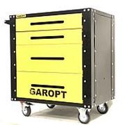 Garopt Gt4 Тележка с инструментом – 4 ящика 4 ложемента Forsage 210 предметов фото