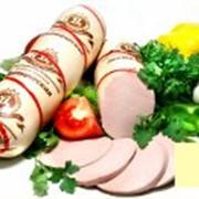 Варёная колбаса фото