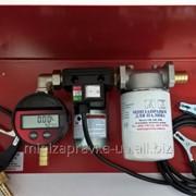 Насосы, мини-колонки для перекачки дизтоплива и бензина. Гарантия. Качество фото