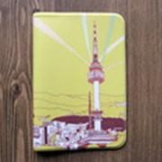 Обложка для паспорта 'Merci la vie' - Seoul фото