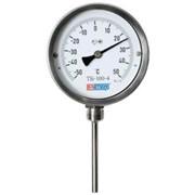 Термометр биметаллический из нержавеющей стали МЕТЕР ТБ-3, ТБ-4, ТБ-5 фото