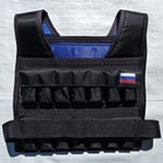 Жилет Утяжелитель Компакт2 28 кг фото