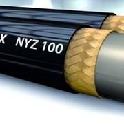 Термопластичный шланг высокого давления, сдвоенный - NYZ 100 фото