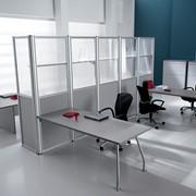 Мобильные офисные перегородки от VinFort фото