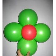 Украшение помещения фигурами из шаров, оформление мероприятий, воздушные шары, заказать, Запорожье, Украина фото