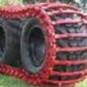 Цепи и гусеницы лесохозяйственного оборудования фото