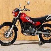 Мотоцикл эндуро Kawasaki Super Sherpa фото