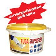 Затирка для заполнения швов ПОЛИМИН FUGA SUPERFLEX желтый фото
