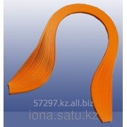 Бумага 80гр., 100 полос , оранжевый фото