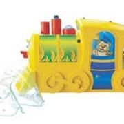 Компрессорный ингалятор Chu-Chu Train (Gamma) Компрессорный ингалятор для детей и взрослых. фото