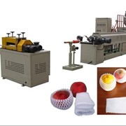 Экструзионное оборудование для производства сетки ПВД. фото