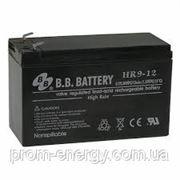 Герметизированая свинцово-кислотная аккумуляторная батарея HR1234W 9-12 фото