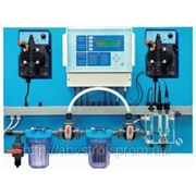 Для плавательных бассейнов профессиональная автоматическая станция фото